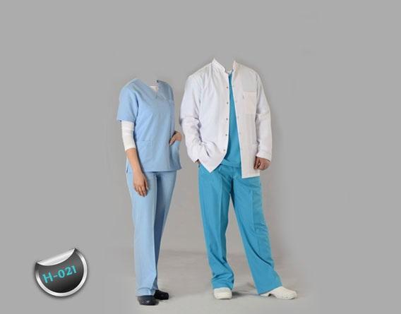 Hastane Kiyafetleri erkek-15